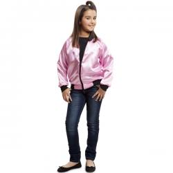 Chaqueta de chica rock and roll para niña - Imagen 1