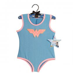 Body Wonder Woman My Super Bestfriends para niña - Imagen 1