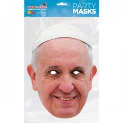 Careta de Papa Francisco para adulto - Imagen 1