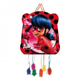 Piñata Las aventuras de Ladybug - Imagen 1