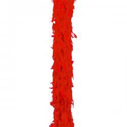 Boa de pluma roja - Imagen 1