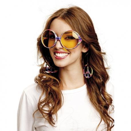 Gafas de hippie gigantes - Imagen 1