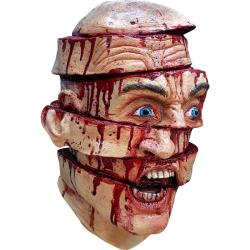 Máscara de cabeza fileteada para adulto - Imagen 1