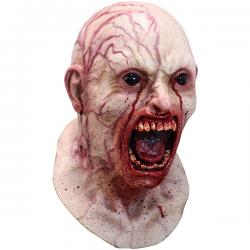 Máscara de zombie infectado para adulto - Imagen 1