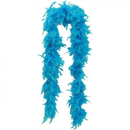 Boa turquesa 180 cms - Imagen 1