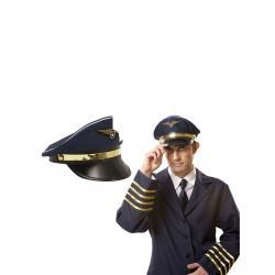 Gorra de piloto elegante para adulto - Imagen 1