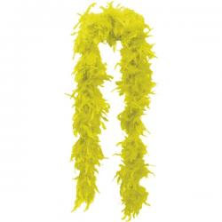 Boa amarilla 180 cms - Imagen 1