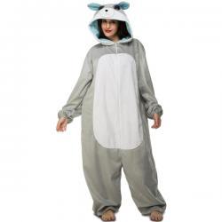 Disfraz de zorro adorable para adulto - Imagen 1
