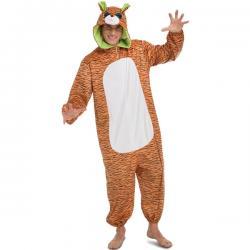 Disfraz de tigre adorable para adulto - Imagen 1