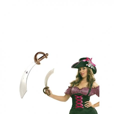 Espada de pirata elegante - Imagen 1