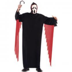 Disfraz de muerte diabólica para hombre - Imagen 1