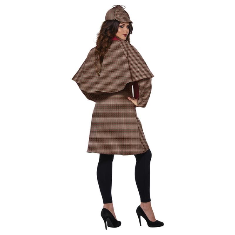 cfba0cdff Disfraz de detective inglesa para mujer. Comprar Online