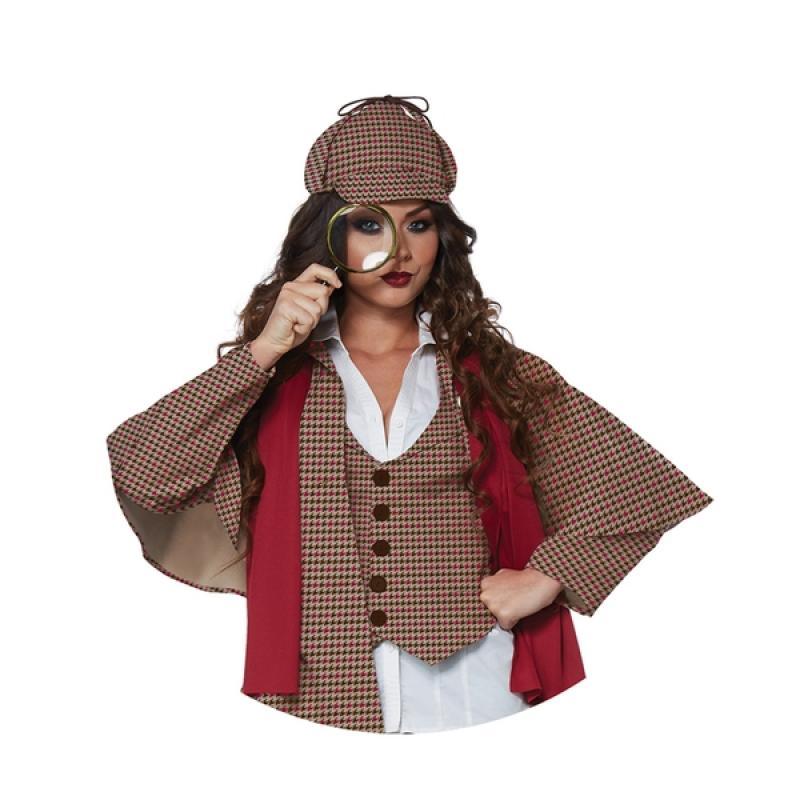 8fcbb1e02 Disfraz de detective inglesa para mujer. Comprar Online