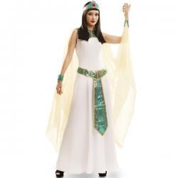 Disfraz de cleopatra imponente para mujer - Imagen 1