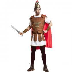 Disfraz de luchador romano para hombre - Imagen 1