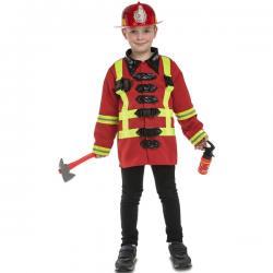 Kit de bombero infantil - Imagen 1