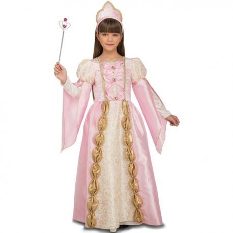 Disfraz de hada de la corte para niña - Imagen 1