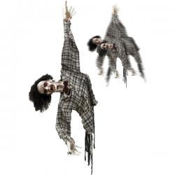 Zombie colgante animado - Imagen 1