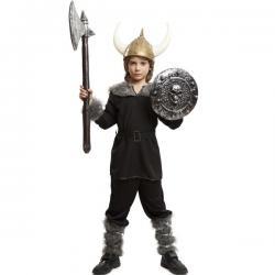 Disfraz de vikingo bruto infantil - Imagen 1