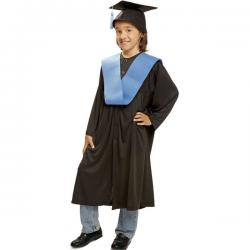 Disfraz de graduado para niño - Imagen 1