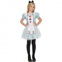 Disfraz de Alicia en la maravilla para niña - Imagen 1