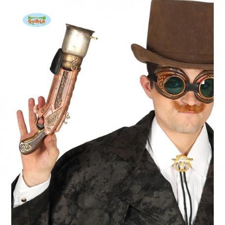 Pistolón Steampunk - Imagen 1