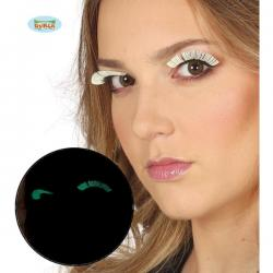Pestañas fluorescentes para mujer - Imagen 1
