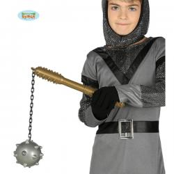 Maza medieval con bola - Imagen 1