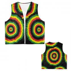 Disfraz de rastafari jamaicano para adulto - Imagen 1
