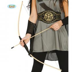 Arco con 3 flechas de justiciero del bosque para adulto - Imagen 1