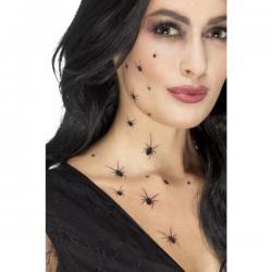 Tatuajes de arañas negras - Imagen 1