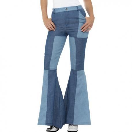 Los Mujer Años Para Online De 60 Pantalón Acampanado Comprar a71xEE
