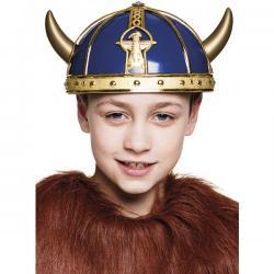 Casco de Vikingo malote para niño - Imagen 1