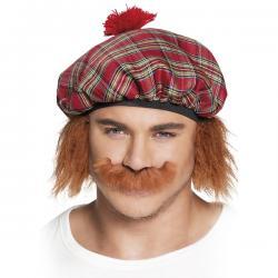Bigote de escocés para hombre - Imagen 1