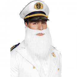 Barba canosa de marinero para hombre - Imagen 1