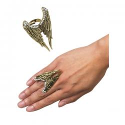 Anillo alas de ángel para mujer - Imagen 1