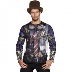 Camiseta de Mr Steampunk para hombre - Imagen 1