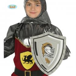 Escudo medieval de EVA infantil - Imagen 1