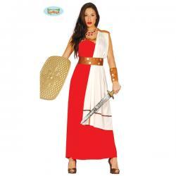 Disfraz de guerrera espartana para mujer - Imagen 1