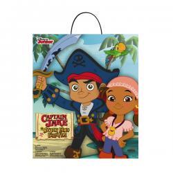 Bolsa básica Jake y los piratas del País de Nunca Jamás - Imagen 1