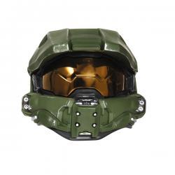 Casco Master Chief Halo deluxe para adulto - Imagen 1
