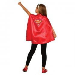 Kit disfraz de Supergirl DC Super Hero Girls para niña - Imagen 1