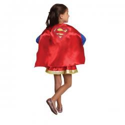 Kit disfraz de Supergirl para niña - Imagen 1