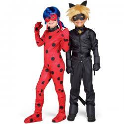 Disfraz de Ladybug classic para niña - Imagen 1