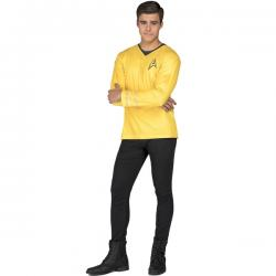 Camiseta de Capitán Kirk Star Trek para adulto - Imagen 1