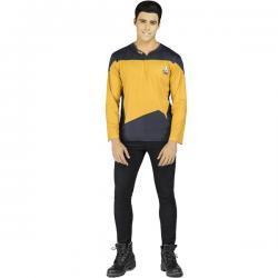Camiseta de Data Star Trek para adulto - Imagen 1