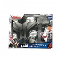 Disfraz de Thor Los Vengadores musculoso para niño en caja - Imagen 1