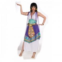 Disfraz de Cleopatra talla grande - Imagen 1