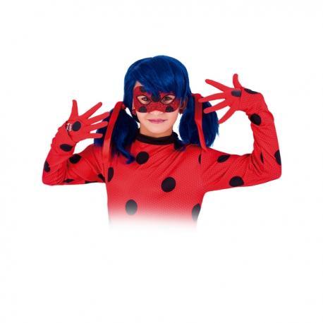 Guantes de Ladybug para niña - Imagen 1