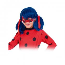 Antifaz de Ladybug deluxe para niña - Imagen 1